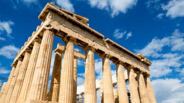 Cómo era el Partenon de Atenas
