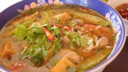 Cómo hacer sopa de pollo casera