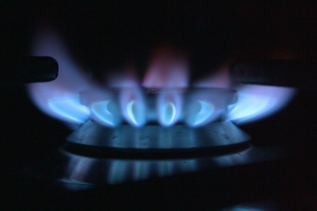 Gas metano