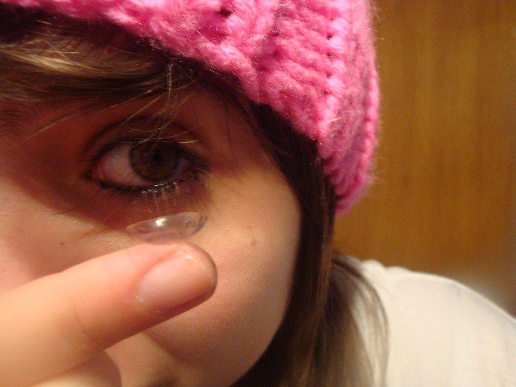 Cambiar Color de ojos con Lentes de Contacto