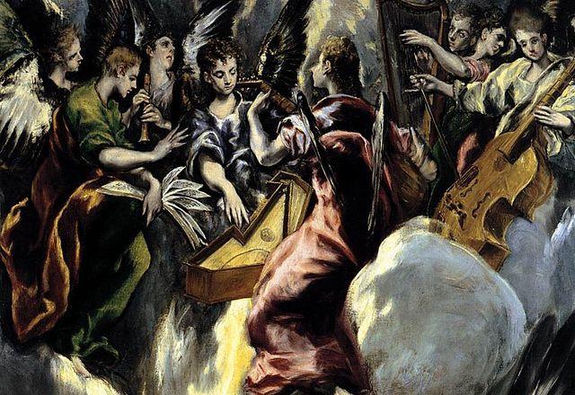 9 coro de los ángeles