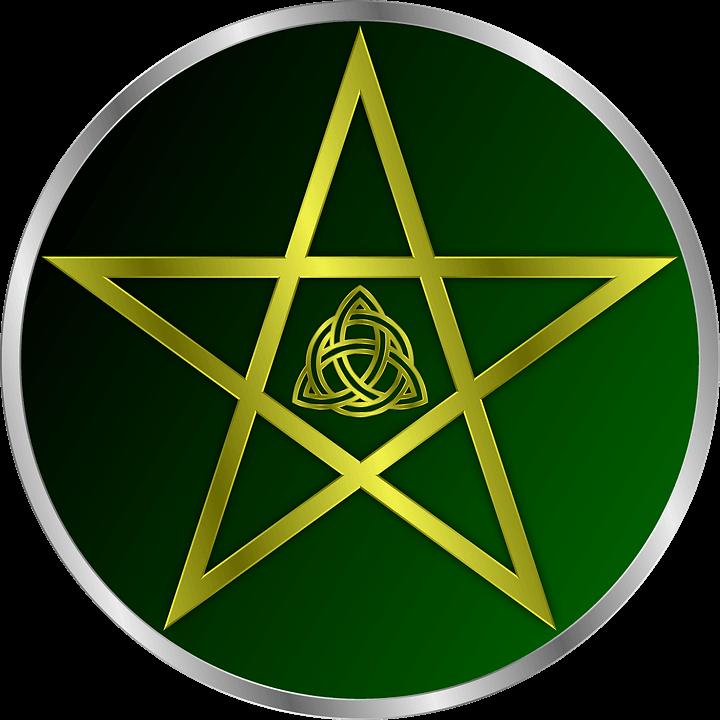 Significado del círculo de la estrella de 5 puntas